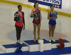 Masters Senior Libre Dames 1